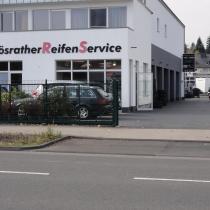 Reifenmontage Rösrath, Werkstatt Felgen Rösrath, Laser Auswuchttechnik